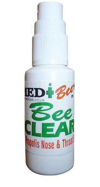 bee clear proplis spray