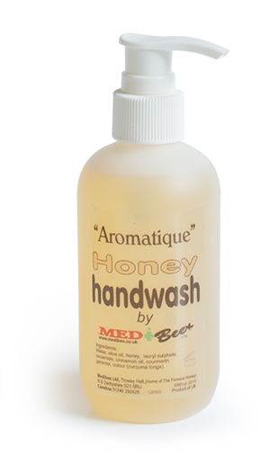 honey handwash