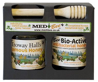 bioactive honey gift set