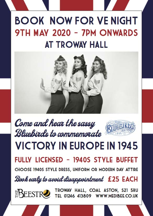 VE Day at The Beestro - 9th May 2020