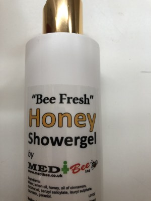 Honey Showergel