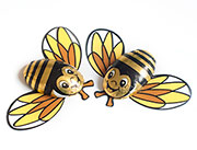 Chocolate Honey Bees