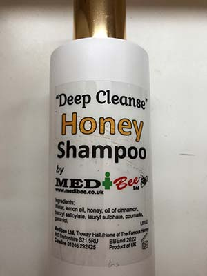Honey Shampoo